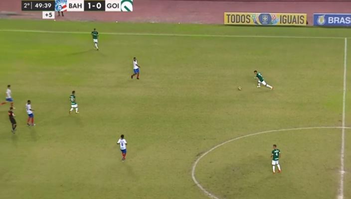 bahia 1 x 0 Goiás