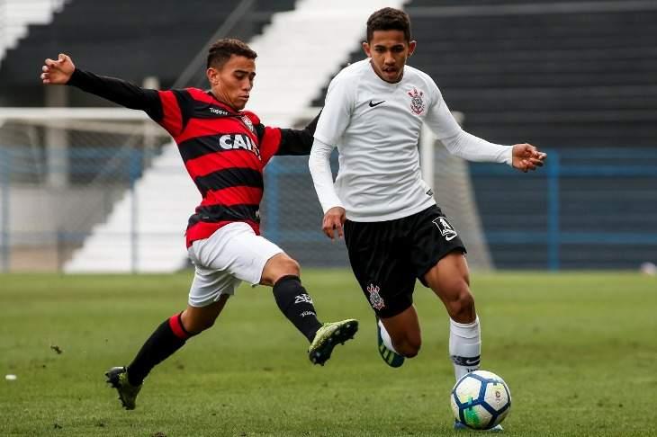 Corinthians 1 x 1 Vitória campeonato brasileiro sub20