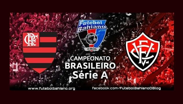 Flamengo x Vitória ao vivo