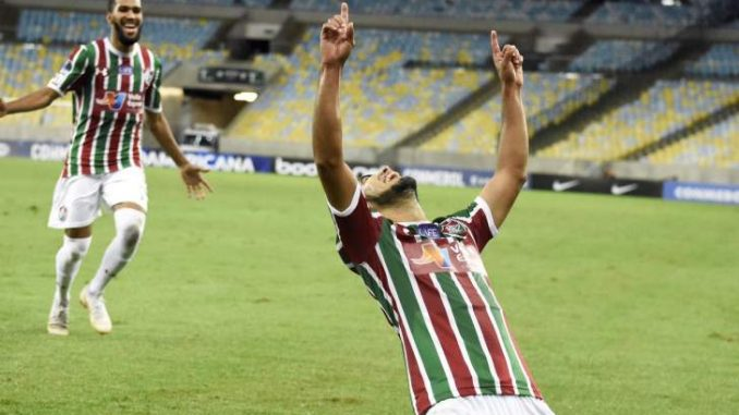 05a10f3456d8c Fluminense quer manter o embalo contra o Bahia no Maracanã