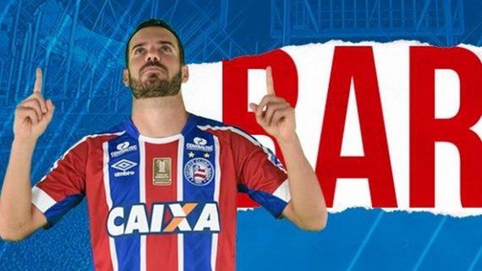 E.C Bahia  Lucas Fonseca supera Douglas e é eleito o