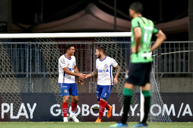 Bahia 1 x 0 América-MG