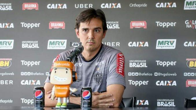 d8e5cbf2e4 Larghi lamenta revés e diz que Atlético-MG poderia ter dado 4x1 no ...