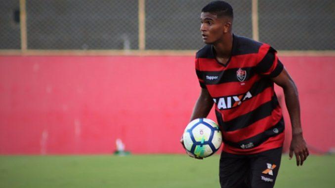 Relacionados do Vitória para enfrentar o Corinthians pelo Brasileiro Sub-20 77e6a2c79e393