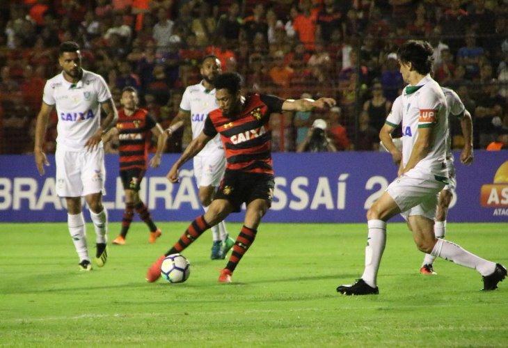 Sport 0 x 2 América-MG