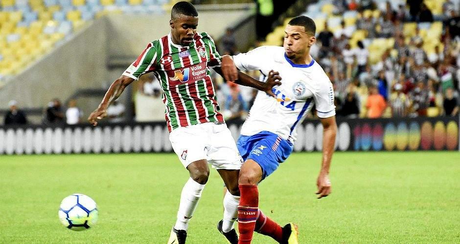 Fluminense 1 x 1 Bahia
