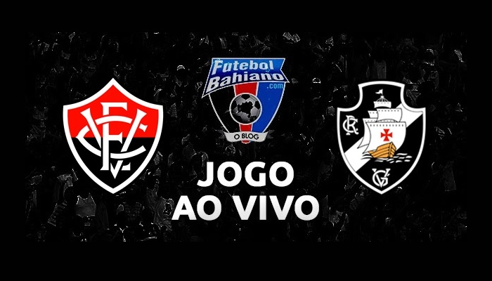 Vitoria x Vasco ao vivo