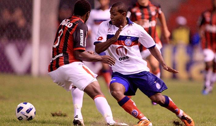 Atletico-PR 0 x 2 Bahia 2011