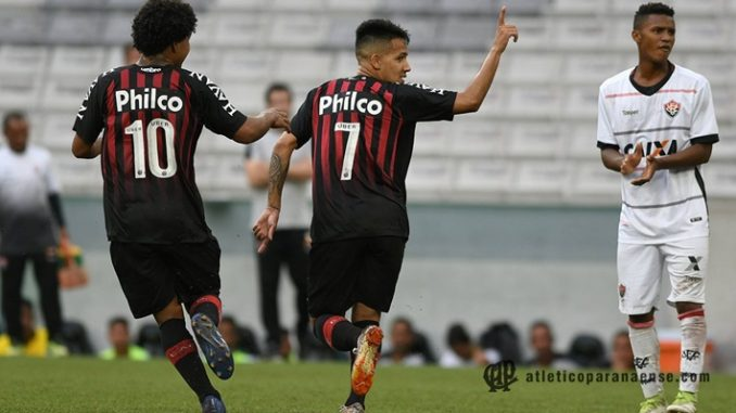 e8bf9e9767 Vitória x Atlético-PR