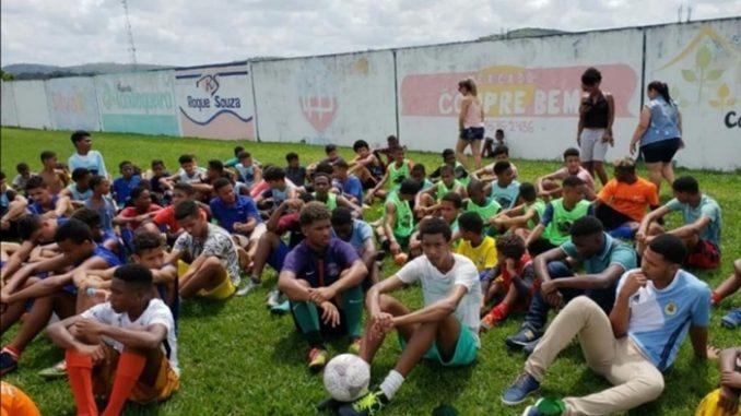 Bahia seleciona mais três atletas na avaliação em São Miguel das Matas 791fbe6de6639