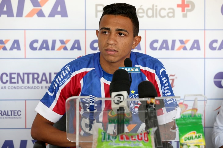 Luis Henrique jogador do Bahia