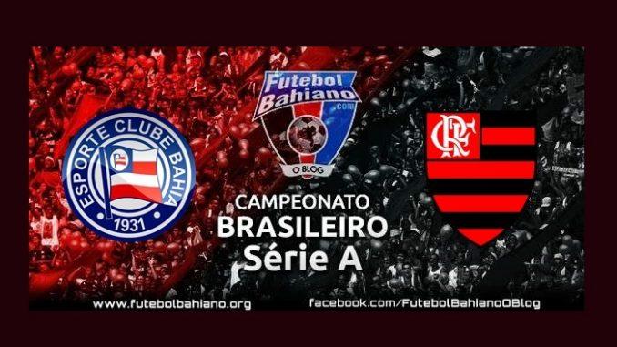 dc765d469c AO VIVO – Bahia x Flamengo – 29 09 2018 – Campeonato Brasileiro