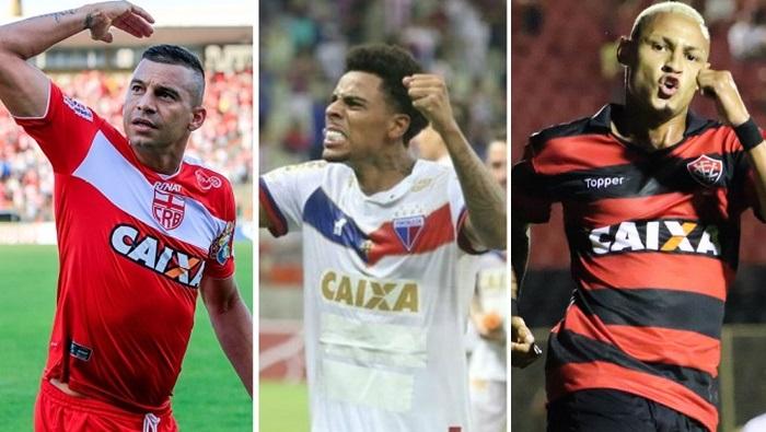 artilheiros do brasil