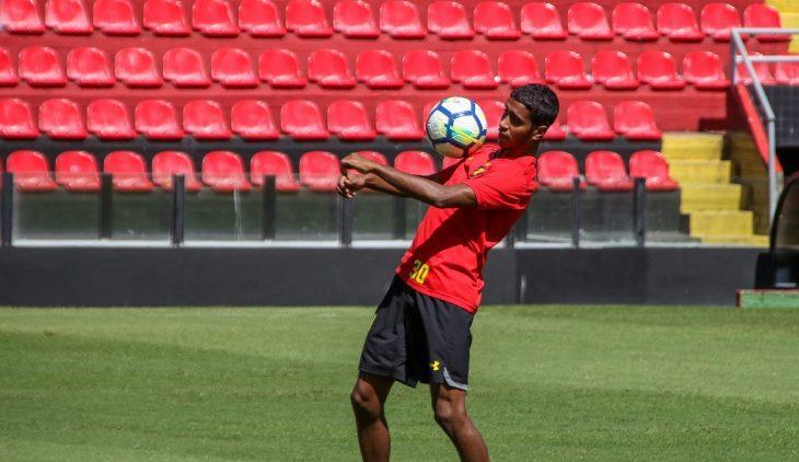 Gabriel jogador do Sport