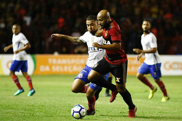 Bahia 2 x 0 Sport-PE