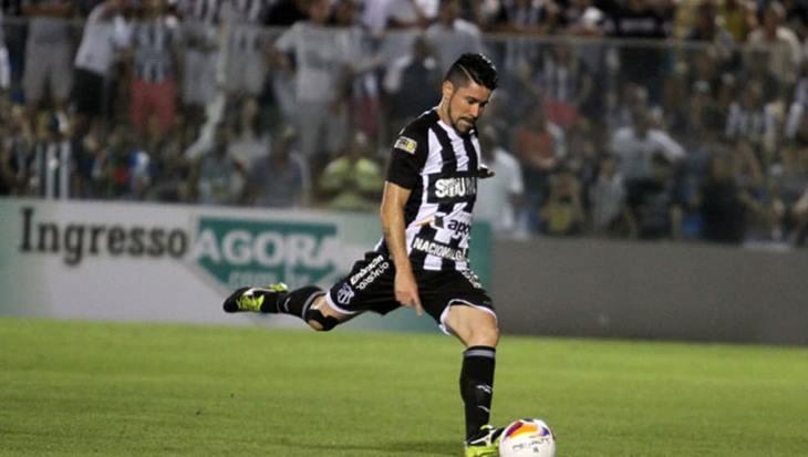 Ricardo jogador do Ceará