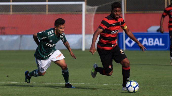 Vitória x Palmeiras  Definidas as datas e horários das finais do Brasileiro  Sub-20 050b1c2820c86