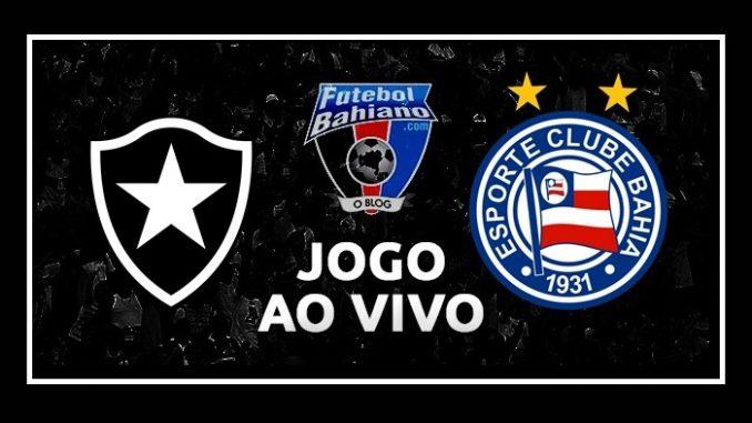 b4c502198fe8d Assistir Botafogo x Bahia hoje AO VIVO pela 30ª rodada do Brasileiro