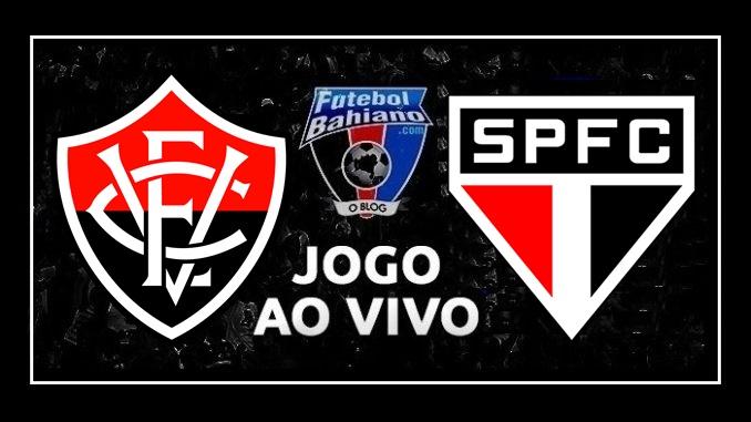 08d5095e29605 Assistir Vitória x São Paulo hoje AO VIVO pela 31ª rodada da Série A
