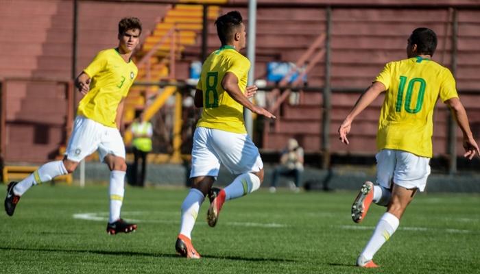 Brasil Sub 20: Futebol Bahiano