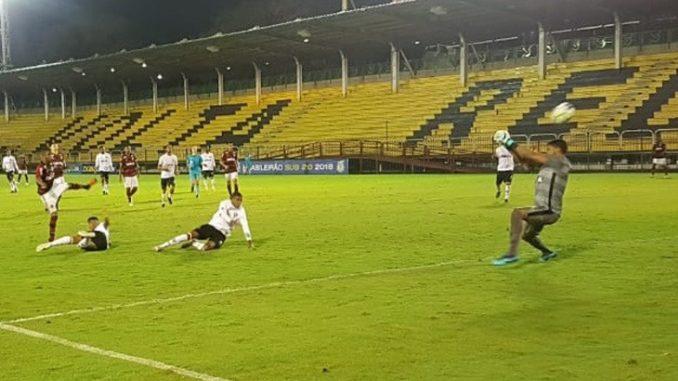 Confirmado  Vitória despacha o Flamengo e faz final contra o Palmeiras fd0fcf00a9d43