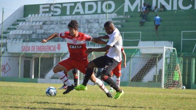 Copa Nordeste SUB-20  Vitória vence. Bahia aplica goleada em Sergipe 21a63425c007a