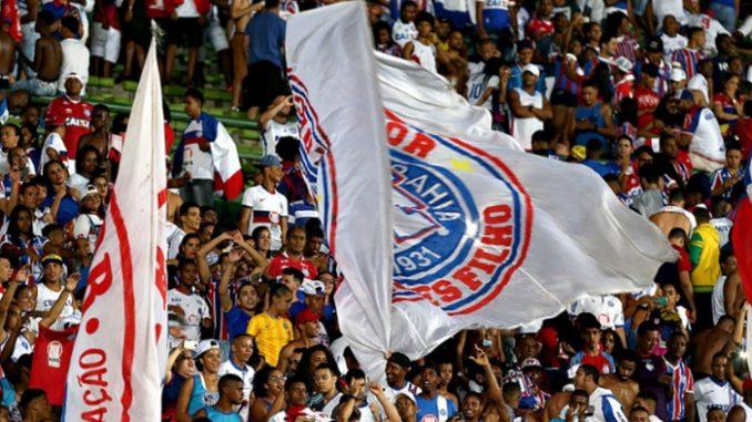 e8ea7abb9e Ingressos para o jogo entre Bahia e Cruzeiro no Estádio de Pituaçu