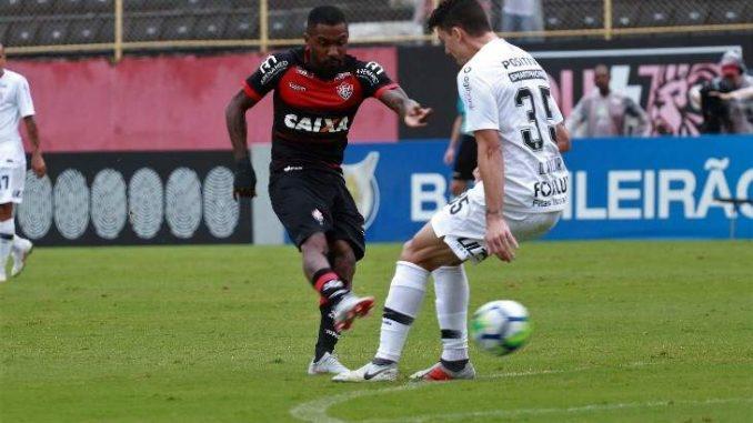 Assista todos os gols do jogo Vitória 2 x 2 Corinthians no Barradão be566d8854c5a