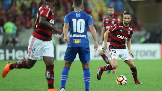 Cruzeiro x Flamengo  Confira as prováveis escalações das equipes! 79079108a166e