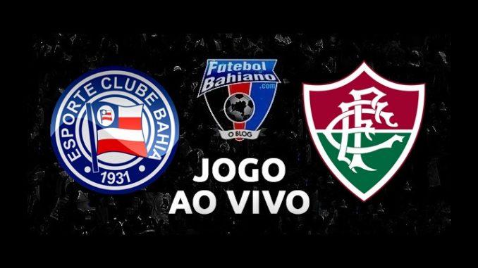AO VIVO – Bahia x Fluminense – 22 11 2018 – Campeonato Brasileiro 445675716d2f1