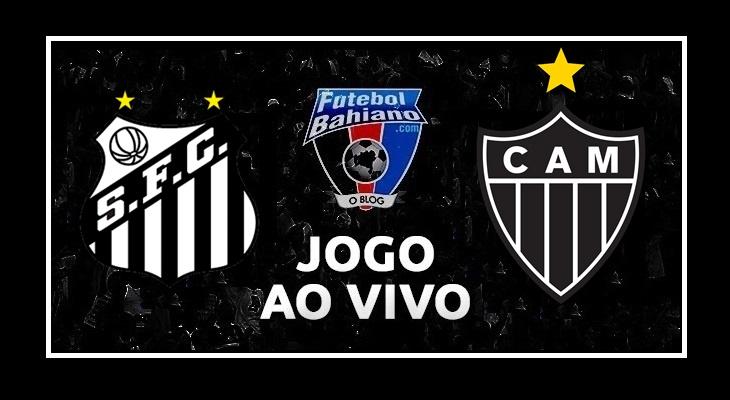 Assistir Santos X Atletico Mg Hoje Ao Vivo Pela 37ª Rodada Da Serie A
