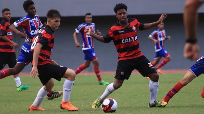 e81f36ad5d2f2 Bahia vence o Vitória nos pênaltis e conquista o Campeonato Baiano SUB-15