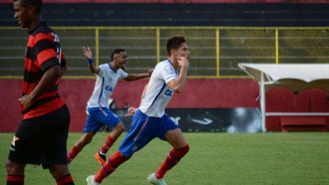 8b3a6263f9 Vitória empata com o Bahia pelo sub-20 e segue sem vencer o rival no ano