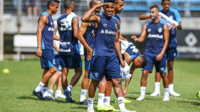 Confira a provável escalação do Grêmio para enfrentar o Corinthians 44cf3007bf838
