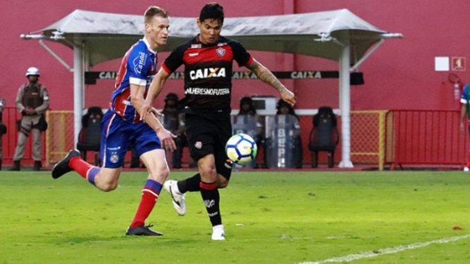 Esperança de gols  Atacante retorna ao Vitória contra o Atlético-PR 1dc46a41c0adb