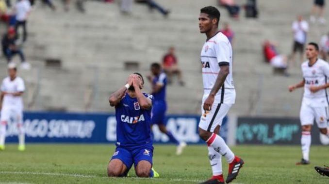 Paraná 1 x 1 Vitória  Confira os gols do empate na Vila Capanema fbf607cded927