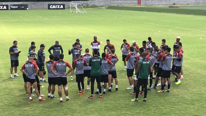 Vitória está pronto para enfrentar o Bahia neste domingo no Barradão dd9b2f9be0956