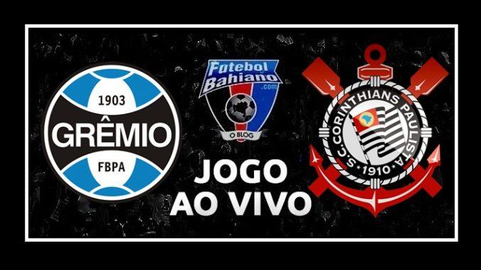 a7d052ce9c Onde assistir Grêmio x Corinthians AO VIVO pela 38ª rodada da Série A