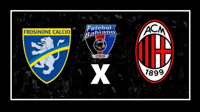 6201c33de5 Como assistir Frosinone x Milan AO VIVO pelo Campeonato Italiano