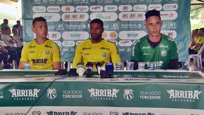 Ex-goleiro do Bahia e ex-atacante da Juazeirense motivados para 2019 40d5ca0b2e068