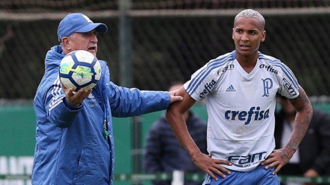 9058bd3cf0 Jogo da taça  Veja a provável escalação do Palmeiras para pegar o ...