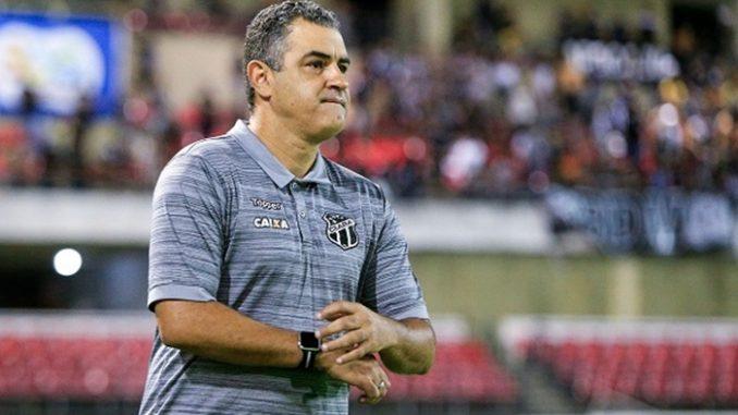 670c74d4730b6 Vitória marca data da apresentação do treinador Marcelo Chamusca
