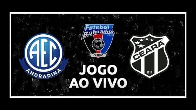 Assistir Andradina x Ceará AO VIVO pela 3ª rodada da Copa São Paulo 31296b0da0a4f