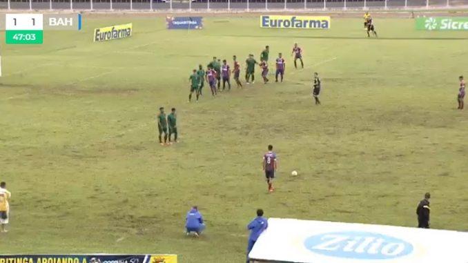 Bahia empata com o Guarani e decide vaga na última rodada da Copinha 3f581738919d0