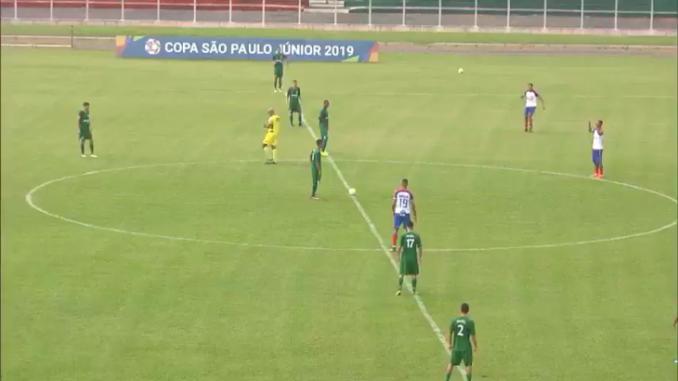 Bahia bate o Boavista e estreia com o pé-direito na Copa São Paulo 2019 f3caf3ac59d15
