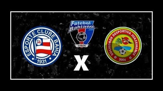 46a7c37144 Como assistir Bahia x Juazeirense AO VIVO pelo Campeonato Baiano