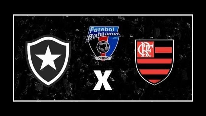 bab02e01ce Botafogo e Flamengo se enfrentam pelo Campeonato Carioca