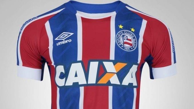 f91ba96565 Bahia e Vitória devem perder o patrocínio da Caixa Econômica Federal