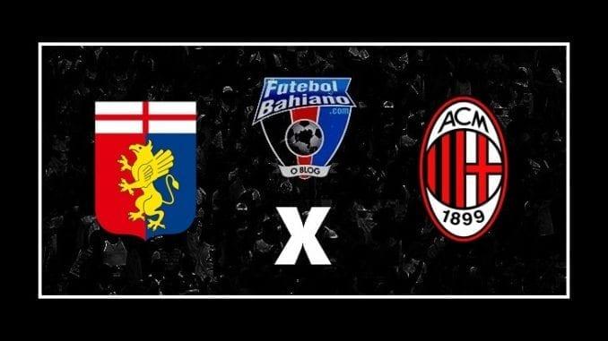 84ee6949ee Como assistir Genoa x Milan AO VIVO pelo Campeonato Italiano