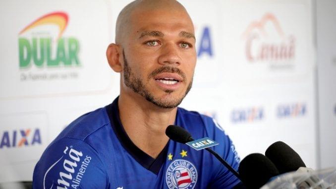 Volante concorda com o rodízio de jogadores no Esporte Clube Bahia f5a4d713839fc
